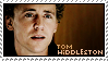 Tom Hiddleston stamp