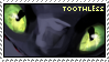 toothless stamp by sternenstauner