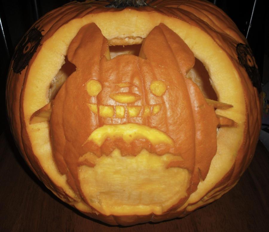 My neighbor Totoro by sapphirestarflake