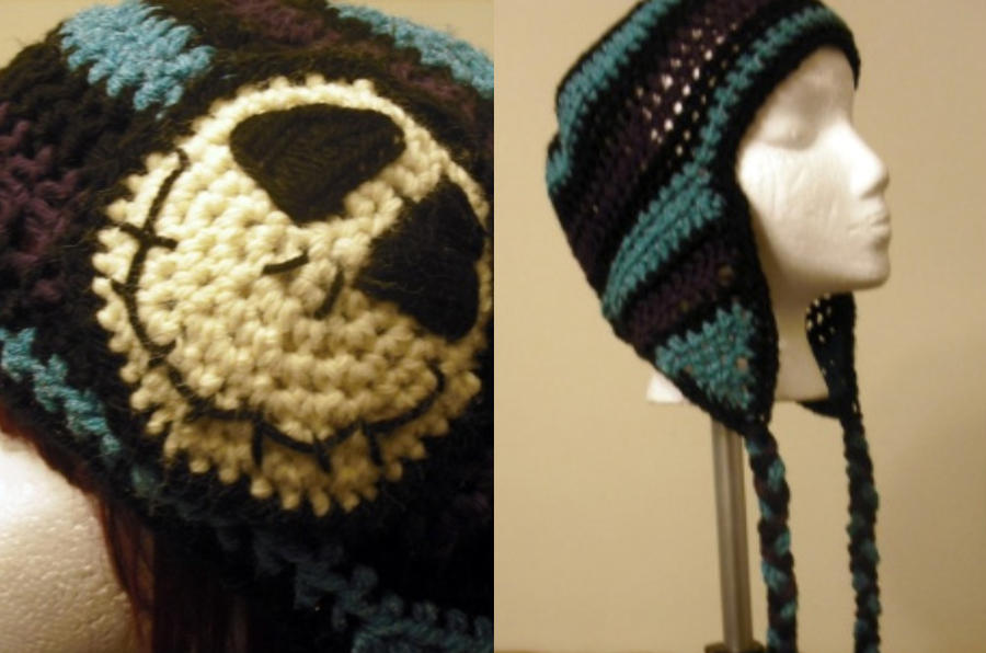 Jack Skellington hat 3 by sapphirestarflake on DeviantArt
