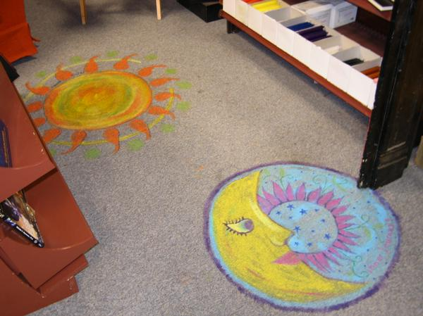 Sun and moon by sapphirestarflake