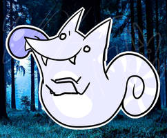 TroubleSome Ghostie Adopt [Open] by SnowisAdoptsdotorg