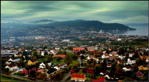 Norway.3: Trondheim by CrLT