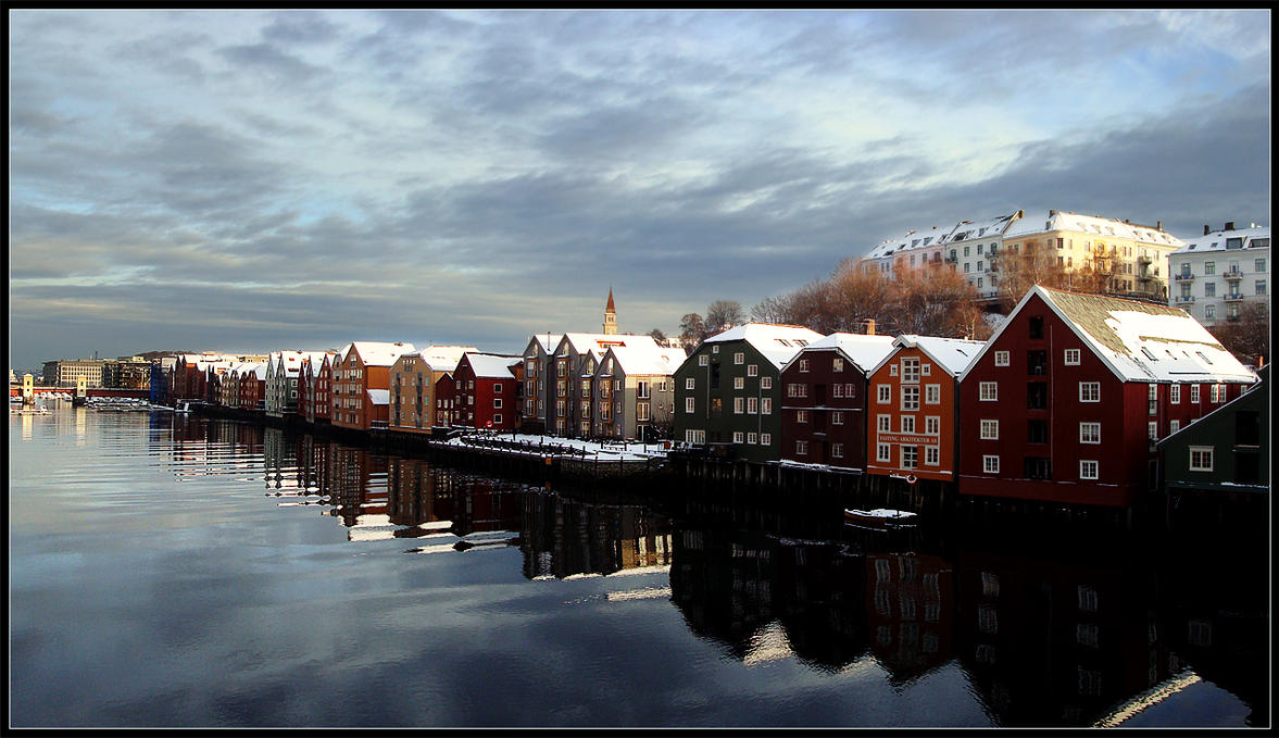 norge chat Trondheim