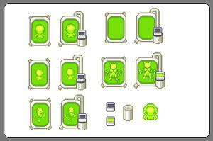 Cloning machine