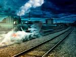 Ghost train...