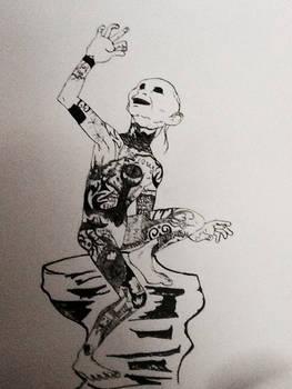 Tattoos, precious.