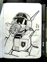 Bots with Drinks - 01 by SuzyLin