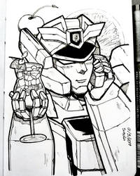 Bots with Drinks - 03 by SuzyLin