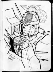 Bots with Drinks - 06 by SuzyLin