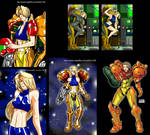Fan Art Compilation - Albert Lim by MetroidDatabase