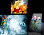 Fan Art Compilation - Daniel Townley by MetroidDatabase