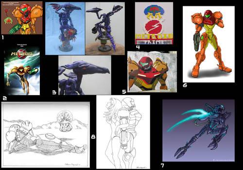 Fan Art Compilation - Multiple Artists 1