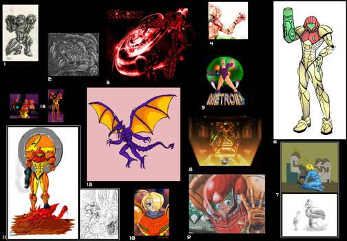 Fan Art Compilation - Multiple Artists 2