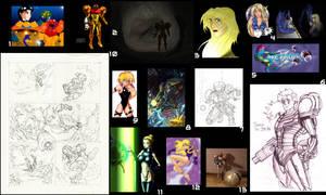 Fan Art Compilation - Multiple Artists 3