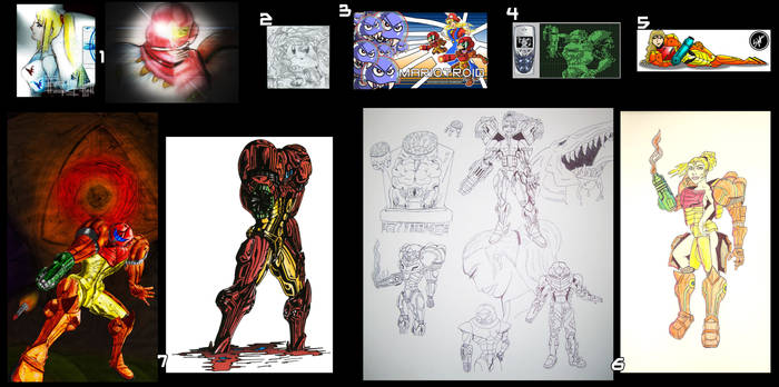 Fan Art Compilation - Multiple Artists 6