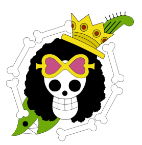 Strawhat Jolly Roger by notebook14