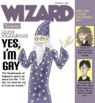 Dumbledore Comes Out