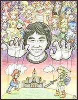 Master Miyamoto by HapyCow