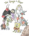 The Sponge Of the Rings