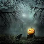Halloween Photoshop tutorial