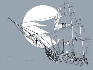 Pirate Ship 01