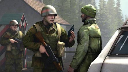 Glory to Arstotzka comrade