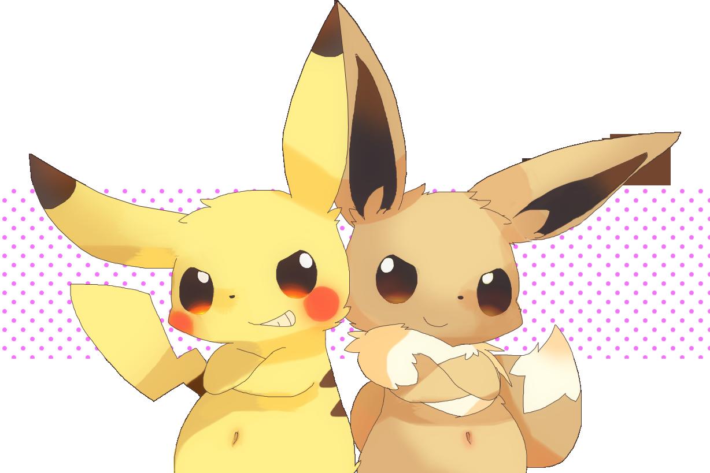 Pikachu X Eevee favourites by Purpulear on DeviantArt  Pikachu X Eevee...