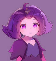 acerola is just like ' :3 '. by mandaIa