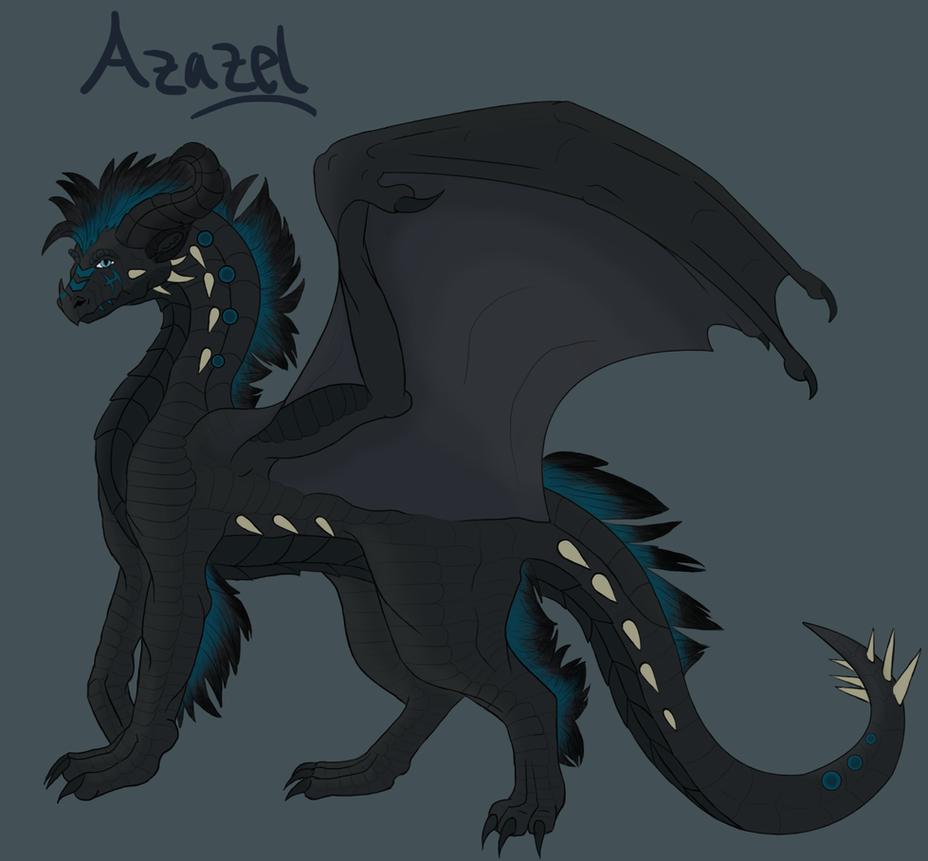Azazel by wolfywings