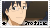 F2U - Producer - The Idolmaster - Stamp by vvhiskers