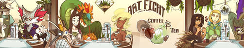 Art Fight 2018 Banner 1 by artyfight