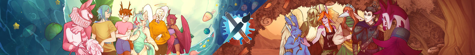 Art Fight 2020 Banner 1