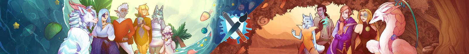 Art Fight 2020 Banner 2