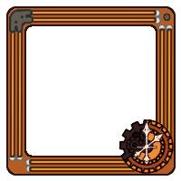 Steampunk - user made overlay
