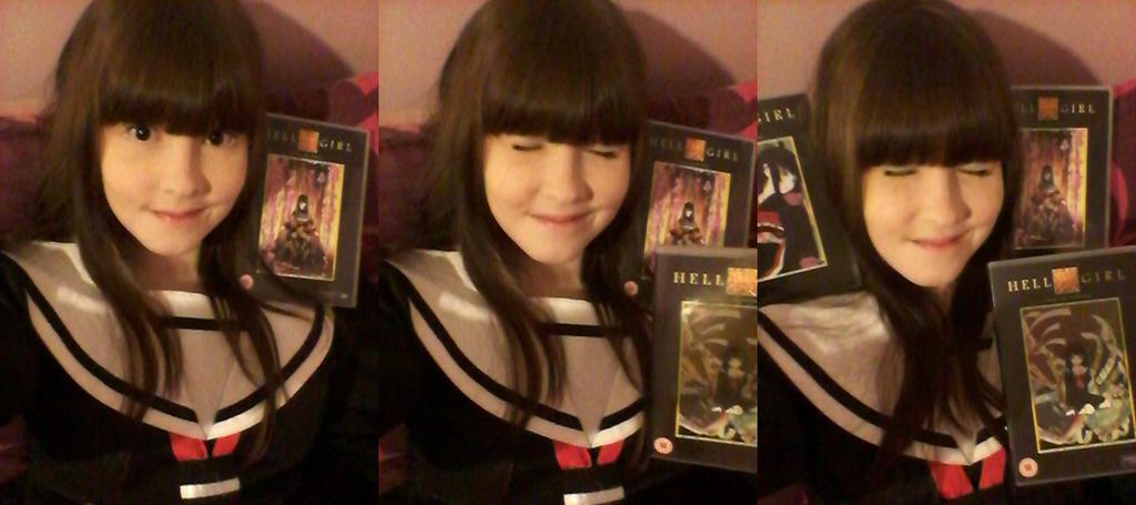 Hell Girl: Enma Ai Approves by Meerkatgirl4321