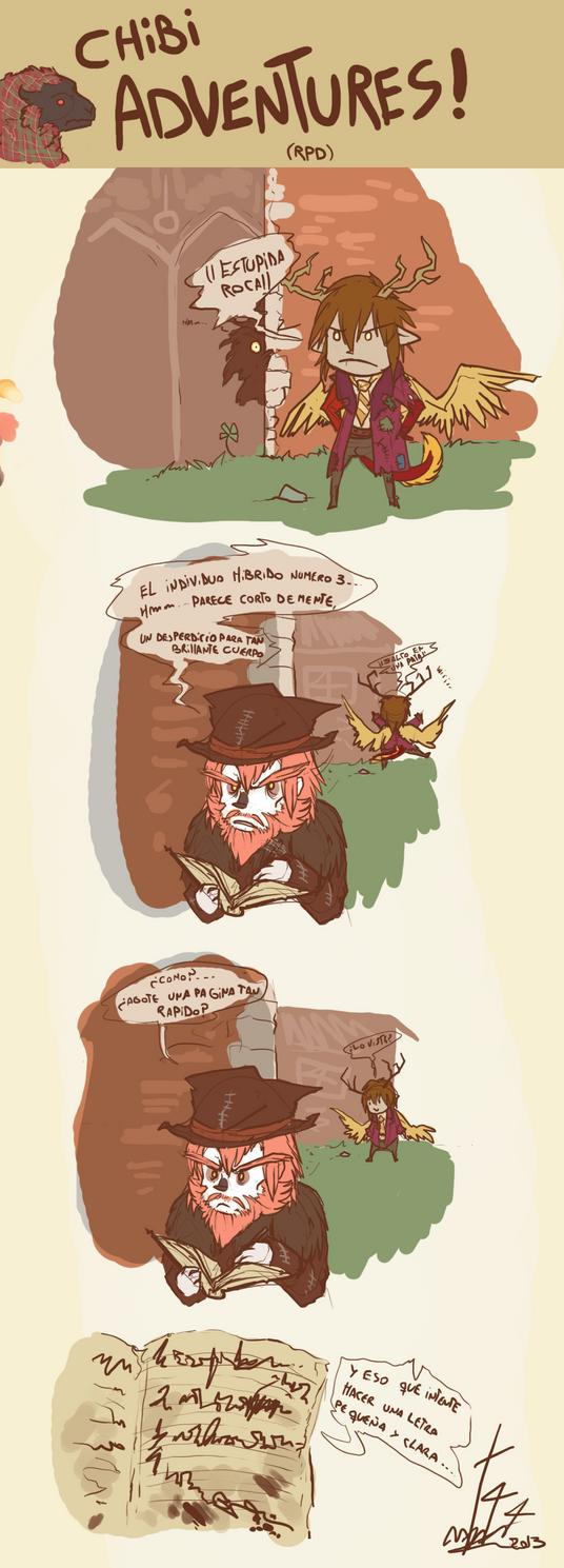 Chibi Adventures -?- by Sander-Morket