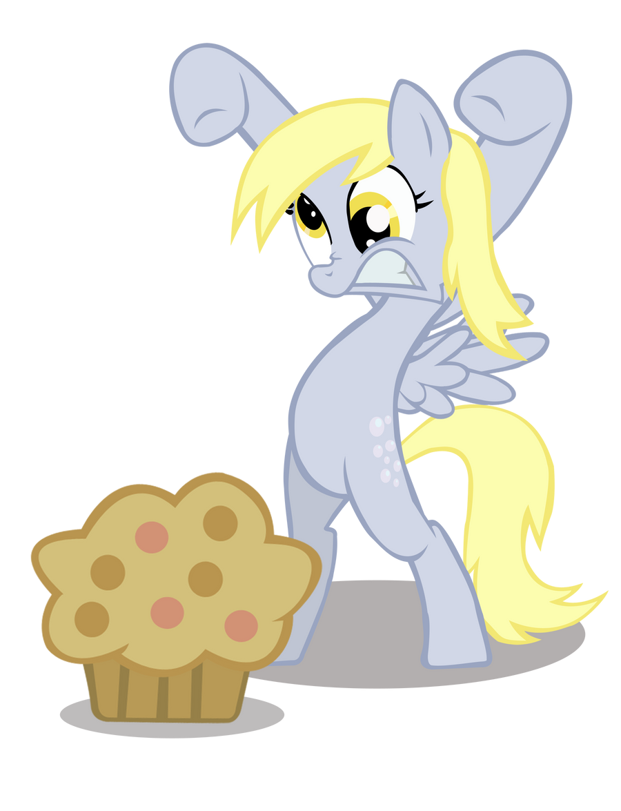 Derpy Hooves on the Attack