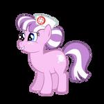 Helping Heart Nurse Pony