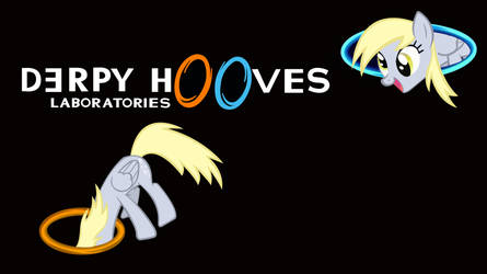 Derpy Hooves Laboratories by BonesWolbach