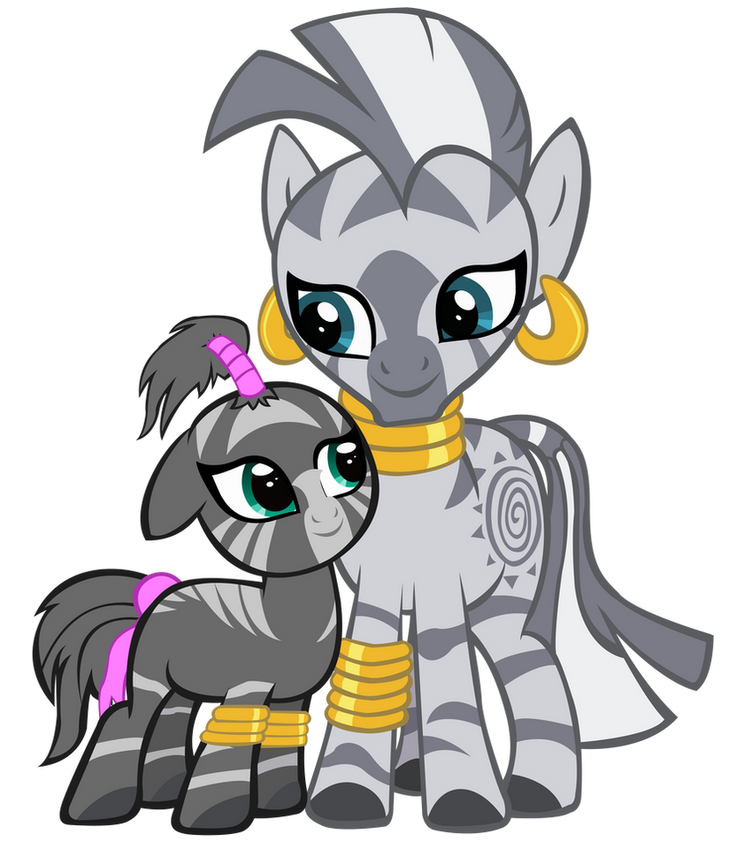 Zecora and Aina