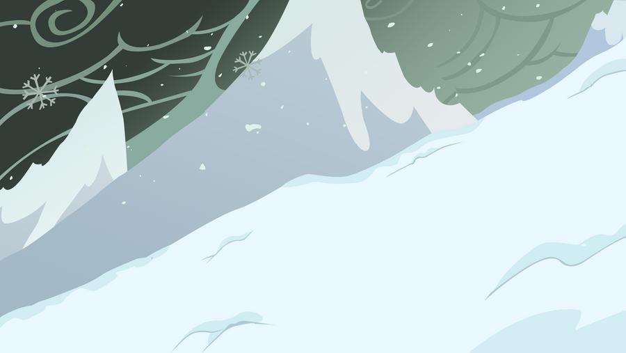 Winter Mountains by BonesWolbach