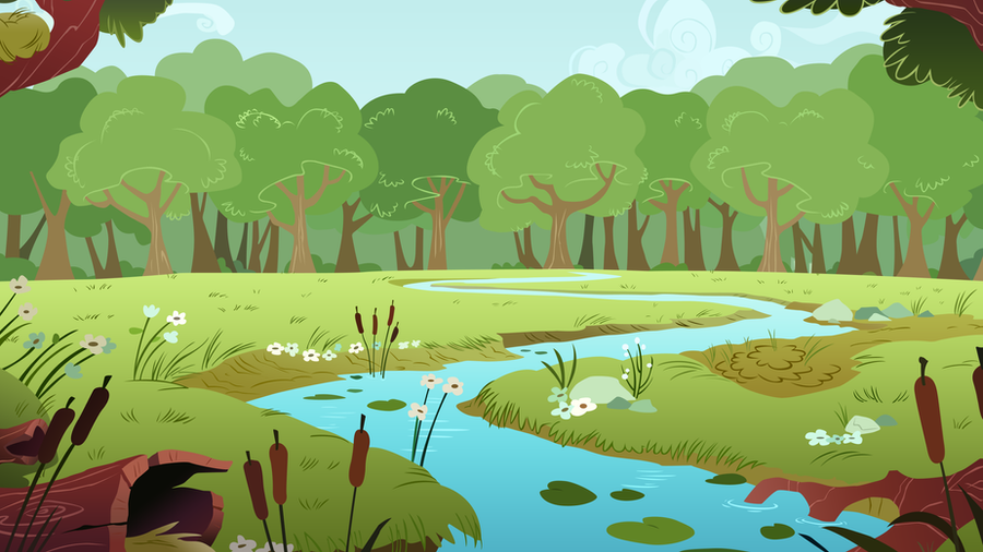 Field Stream by BonesWolbach