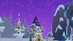 Hearth's Warming Eve Castle by BonesWolbach