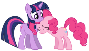 Pinkie's Sorry Snuggle