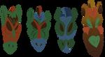 Zecora's Masks