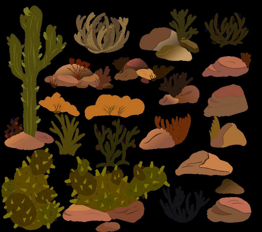 Desert Resources by BonesWolbach