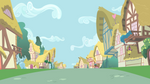 Ponyville Road View