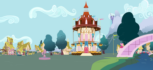 Ponyville Town Hall (Long)