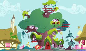 Ponyville Library